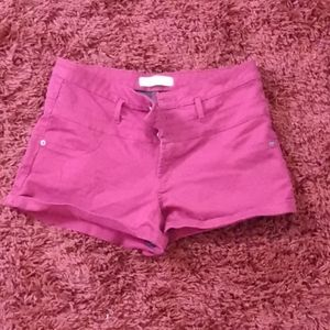 No boundaries women's shorts